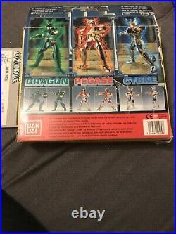 Bandai Saint Seiya Vintage Dragon v1 Figure Les Chevaliers Du Zodiaque Geant