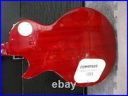 Burny/Fernandes RLG60 Les Paul. Vintage Cherry Sunburst. Padded gigbag Warantee
