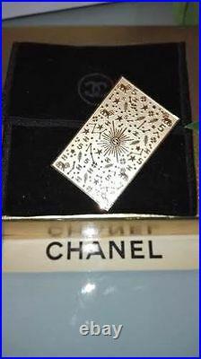 CHANEL LES TALISMANS Vintage Gold Toned BROOCH MAGNET LIMITED VIP GIFT