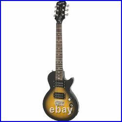 Chitarra Elettrica Stile Les Paul Epiphone Vintage Sunburst Per Ragazzi Nuova