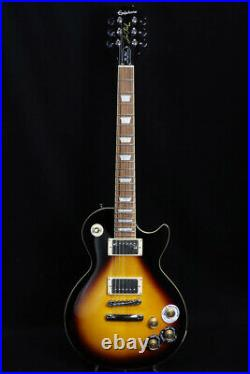 EPIPHONE Les Paul Tribute Plus Vintage Sunburst S / N F345020