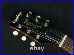 Epiphone Les Paul Junior Vintage Sunburst LPJ New Original E. Guitar 6 String S