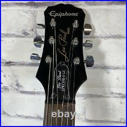 Epiphone Les Paul Special II Players Pack Electric Guitar, Amp, Tuner, Case. New