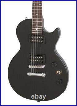 Epiphone Les Paul Special VE Electric Guitar, Ebony (NEW)