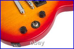 Epiphone Les Paul Special VE Electric Guitar, Heritage Cherry Sunburst (NEW)
