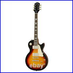Epiphone Les Paul Standard 50s Electric Guitar, Vintage Sunburst (NEW)