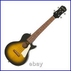 Epiphone Les Paul Tenor Electro Acoustic Ukulele Vintage Sunburst