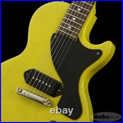 Gibson 1957 Les Paul Junior Single Cut Vintage Gloss Bright TV Yellow SN. 70034
