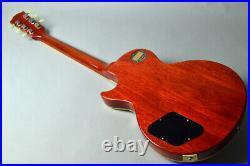 Gibson CS 1958 Les Paul Standard Reissue VOS Vintage Cherry Sunburst
