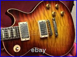Gibson CS 1959 Les Paul Standard Reissue Quilted Maple Vintage GlossFactoryBurst