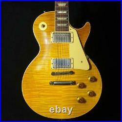 Gibson CS 60th 1959 Les Paul Standard Vintage Lemon Burst