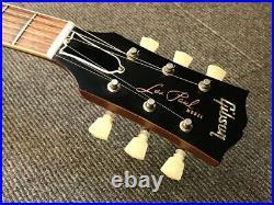 Gibson CS HC 1960 Les Paul Standard 2018 VOS 08654 Vintage Cherry With Hard Case