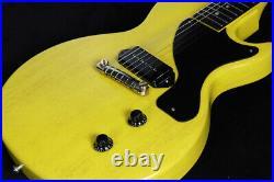 Gibson Custom Shop 1957 Les Paul Jr Single Cut Vintage Gloss Bright TV Yellow