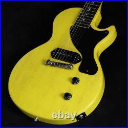Gibson Custom Shop 1957 Les Paul Junior Single Cut Vintage Gloss Bright TVYellow