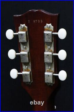 Gibson Custom Shop 1957 Les Paul Junior Single Cut Vos Vintage Sunburst S/N