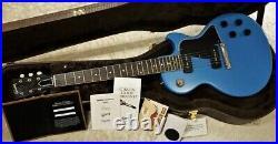 Gibson Custom Shop 1957 Les Paul Special Single Cut Renault blue Vintage Gloss