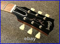 Gibson Custom Shop 1960 Les Paul Standard 2018 VOS Vintage Cherry Sunburst