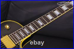 Gibson Custom Shop 1968 Les Paul Custom Vintage Gloss Ebony
