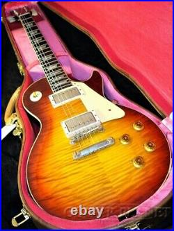 Gibson Custom Shop Historic 1959 Les Paul Standard Reissue Vintage Gloss -FB