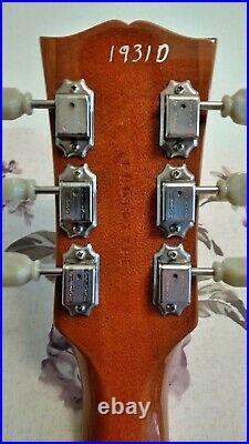 Gibson Les Paul 2009 Reissue 1952 Prototype 52 model Tribute vintage