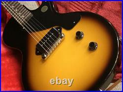 Gibson Les Paul Junior (#226100333) Vintage Tobacco Burst