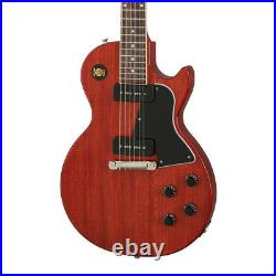 Gibson Les Paul Special Electric Guitar, Vintage Cherry (NEW)