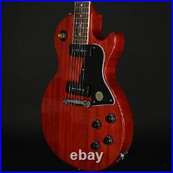 Gibson Les Paul Special Electric Guitar in Vintage Cherry #220400190