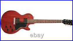 Gibson Les Paul Special Tribute Humbucker, Vintage Cherry Satin