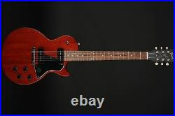 Gibson Les Paul Special Tribute P-90 Electric Guitar in Vintage Cherry Satin