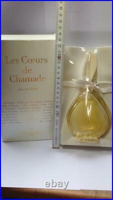 Guerlain LES COEURS DE CHAMADE 2er SET Damen Herren Reversed Heart Vintage RARE