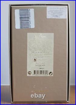 Guerlain NEW YORK 02 Les Voyages eau de toilette 245 ml 8.3 oz open box rare