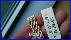 Longines LES GRANDES CLASSIQUES L5.135.2.15.6 Vintage Collection Swiss Watch NOS