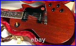 MINT! 2021 Gibson Les Paul Special Heritage Cherry Finish P-90's Case SAVE