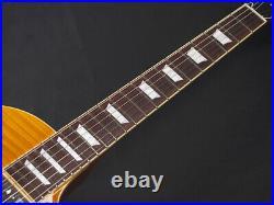 NEW 2021 Burny / Fernandes RLG-95 Vintage Lemon Drop MIJ Les Paul WithGB
