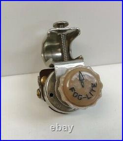 NOS Vintage Original ARK LES Accessory FOG LITE Lamp SWITCH light GM Chevy Ford