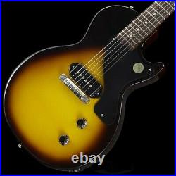New Gibson Les Paul Junior Vintage Tobacco Burst Electric Guitar From Japan