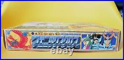 Saint Seiya Les Chevaliers Du Zodiaque Vintage 1988 Uncut Ikki Japon New Complet