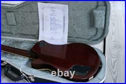 Springer Custom Shop SERAPH V. N. S. (Vintage New Stock) # 048 Single Cut Les Paul