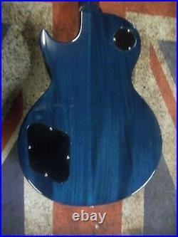 Tokai Love Rock Les Paul ULS142Q OBB / Electric Guitar Made in Japan