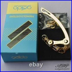 Tremolo Goldo LT2 Les Trem Flat Arm remplace StopTail LP ES SG Gold TLT2G
