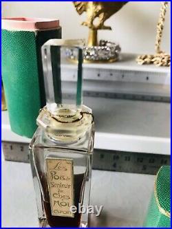 VTG PERFUME EXTRACT LES POIS DE SENTEUR DE CHEZ MOI BY CARON Paris