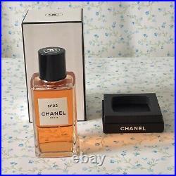 Vintage Chanel No 22 Eau De Parfum 200ml Batch No 6601 Les Exclusives