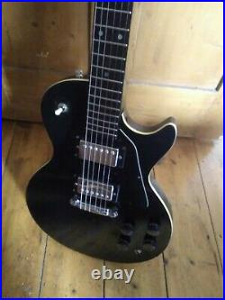 Vintage Guitar Harmony Les Paul New Strings Rare 1970s