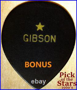 Vintage Guitar Picks Collection Les Paul, Gibson, Hopf, Hofner Rare Group
