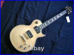 Vintage Les Paul V100mp Natural Only £335 With Free Pnp