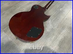 Vintage V100 Reissued Guitar, Left Handed Les Paul Guitar, Ex Display
