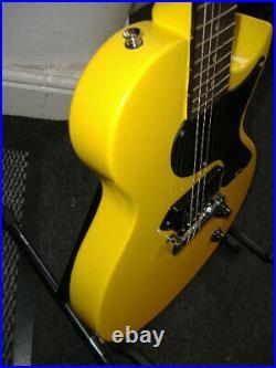 Vintage V120tvy Cutaway Les Paul Junior Copy Electric Guitar £220 Free Pnp