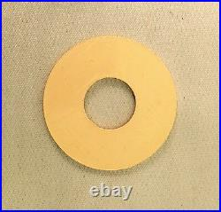 Vintage and Original NEW 1968 1973 Gibson Les Paul Gold Top Switch Ring NOS